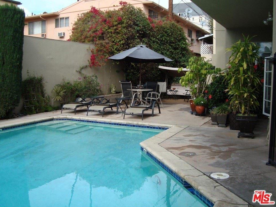 Photo of 1321 N Laurel Avenue #8, West Hollywood, CA 90046 (MLS # 21698652)
