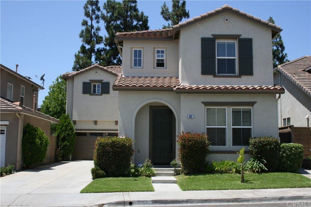 Photo of 583 Craftsman Circle, Brea, CA 92821 (MLS # PW21151652)