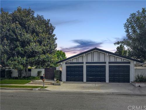 Photo of 711 Kirkwood Lane, La Habra, CA 90631 (MLS # CV21116653)