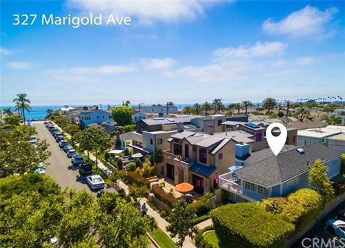 Photo of 327 Marigold Avenue, Corona del Mar, CA 92625 (MLS # OC20104653)