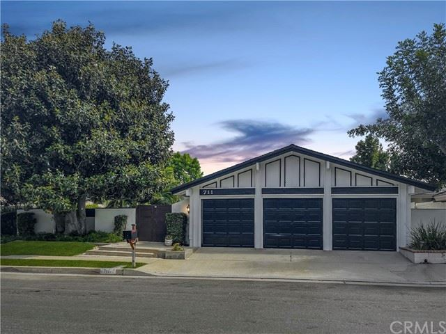 711 Kirkwood Lane, La Habra, CA 90631 - MLS#: CV21116653