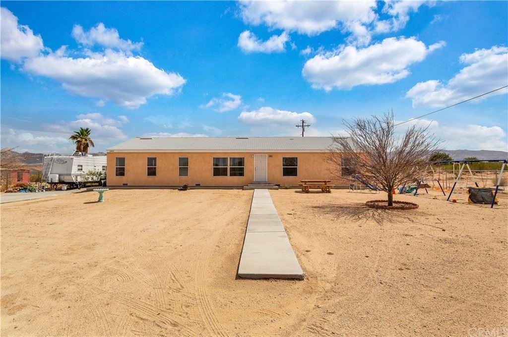 63403 Walpi Drive, Joshua Tree, CA 92252 - MLS#: JT21176653