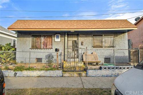 Photo of 4348 Lima Street, Los Angeles, CA 90011 (MLS # DW21008655)