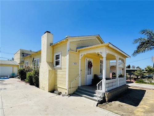 Photo of 2418 W Occidental Street, Santa Ana, CA 92704 (MLS # PW21190655)