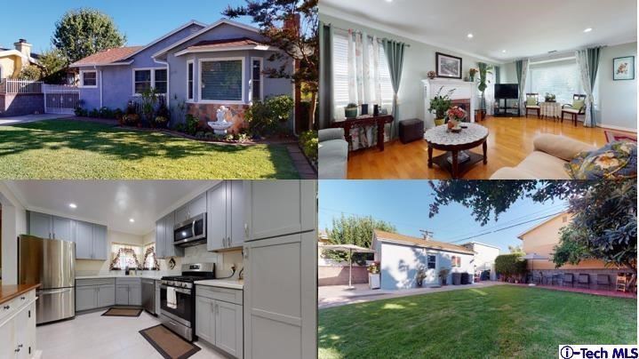 Photo for 550 South Street, Glendale, CA 91202 (MLS # 320007655)
