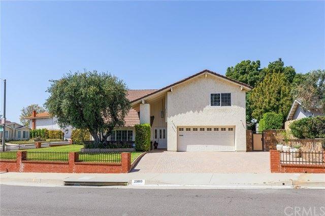 23805 Strange Creek Drive, Diamond Bar, CA 91765 - MLS#: AR21091655