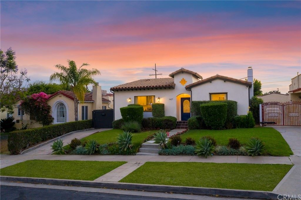 1627 S Orange Grove Avenue, Los Angeles, CA 90019 - MLS#: AR21143655