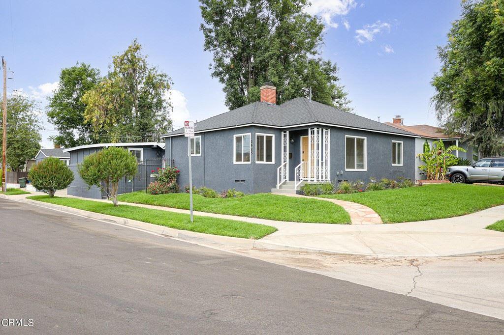 2485 Hanning Avenue, Altadena, CA 91001 - MLS#: P1-5655