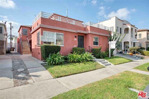 Photo of 413 N Gardner Street, Los Angeles, CA 90036 (MLS # 20659656)