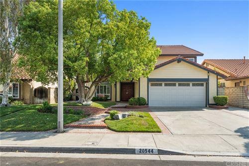 Photo of 20544 Caitlin Lane, Saugus, CA 91350 (MLS # SR21182656)