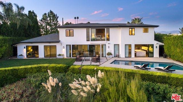 Photo of 2187 SUMMITRIDGE Drive, Beverly Hills, CA 90210 (MLS # 20582656)