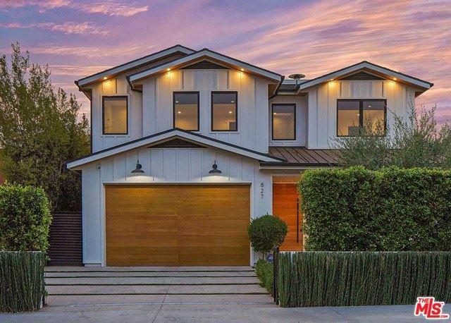 827 N Curson Avenue, Los Angeles, CA 90046 - MLS#: 20630656