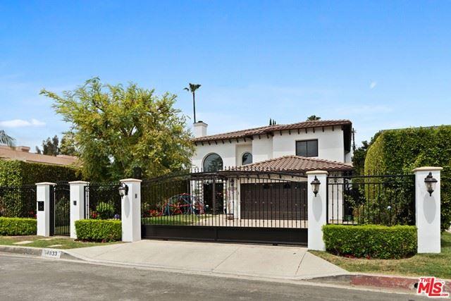 14833 Hesby Street, Sherman Oaks, CA 91403 - MLS#: 21724656