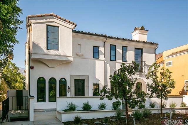 625 Fairview Avenue #D, Arcadia, CA 91007 - MLS#: AR21129656