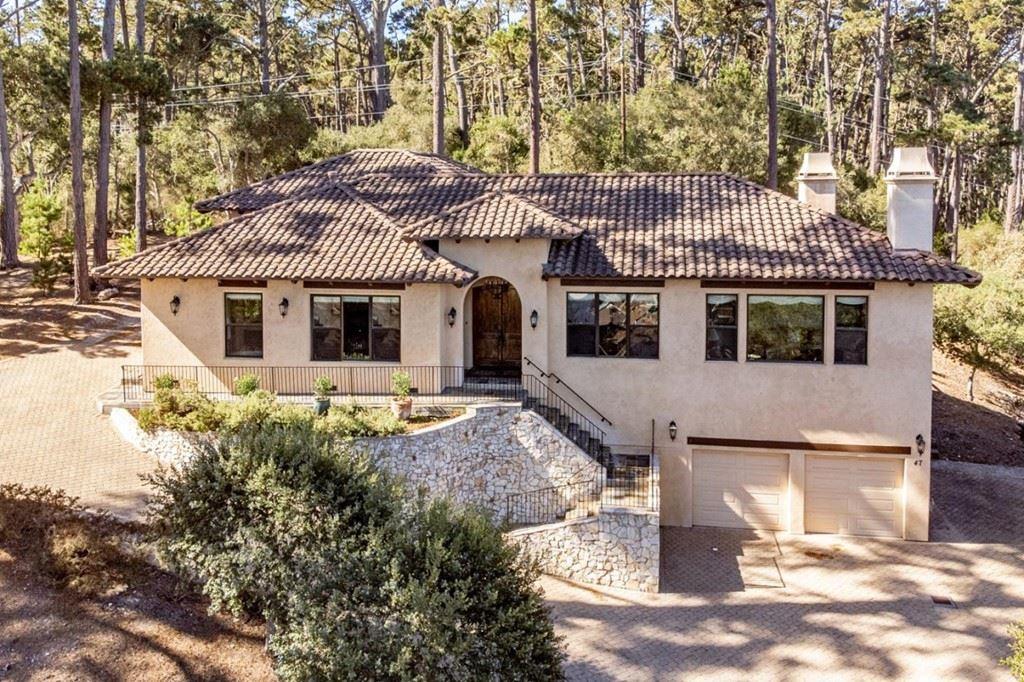 47 Cielo Vista Drive, Monterey, CA 93940 - MLS#: ML81866656