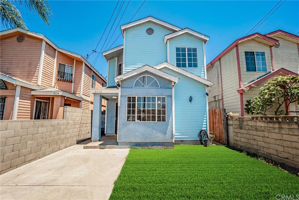 8228 Lou Dillon Avenue, Los Angeles, CA 90001 - MLS#: PW21135656