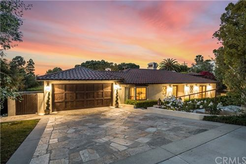 Photo of 709 Yarmouth Road, Palos Verdes Estates, CA 90274 (MLS # PV20055657)