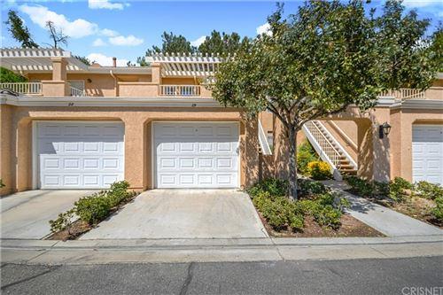 Photo of 24019 Arroyo Park Drive #29, Valencia, CA 91355 (MLS # SR21210657)