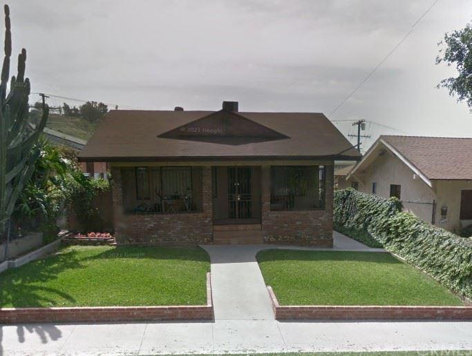 3422 Loosmore Street, Los Angeles, CA 90065 - MLS#: CV21226657