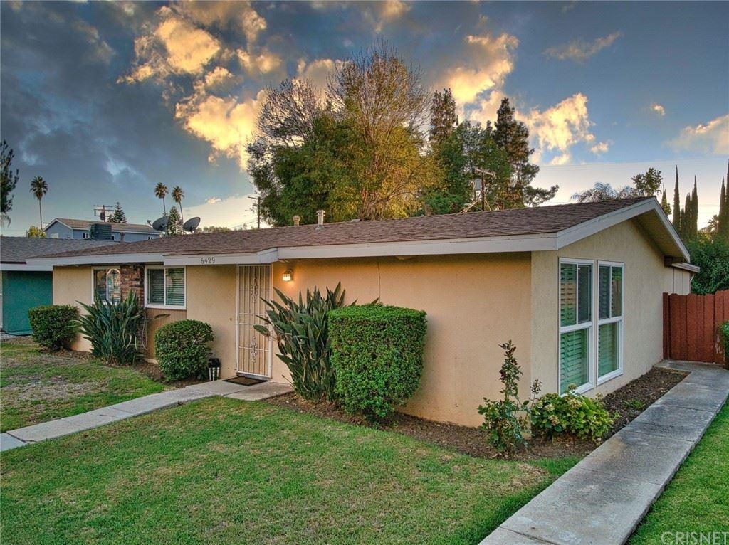 Photo for 6429 Wilbur Avenue, Reseda, CA 91335 (MLS # SR21199657)