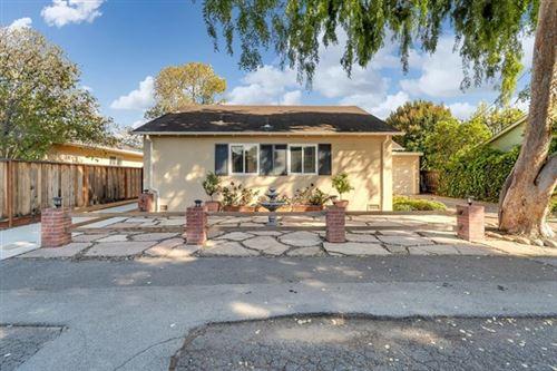 Photo of 746 San Carlos Court, Palo Alto, CA 94306 (MLS # ML81838658)