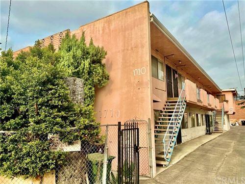Photo of 1710 Arapahoe Street, Los Angeles, CA 90006 (MLS # DW20189659)