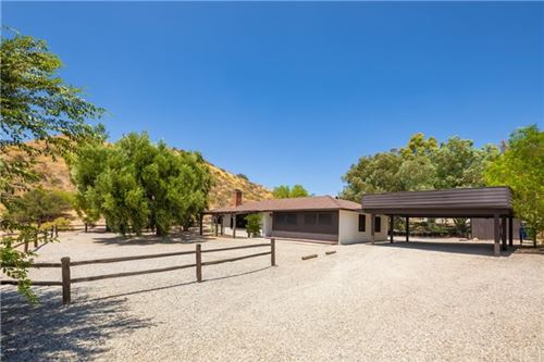 Photo of 30430 N Brandywine Canyon Road, Canyon Country, CA 91351 (MLS # SR20159659)