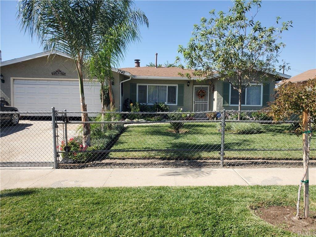 7740 Lombardy Avenue, Fontana, CA 92336 - MLS#: CV21228659