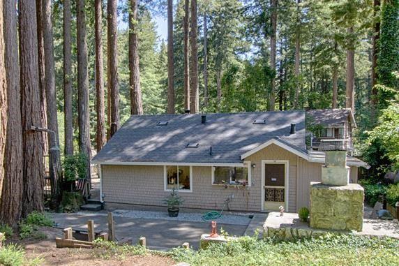 200 River Drive, Boulder Creek, CA 95006 - MLS#: ML81838659