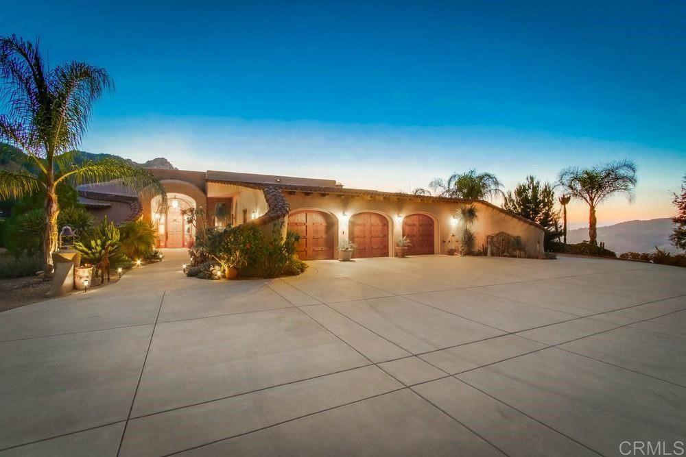 30280 Luis Rey Heights Rd, Bonsall, CA 92003 - MLS#: NDP2111659