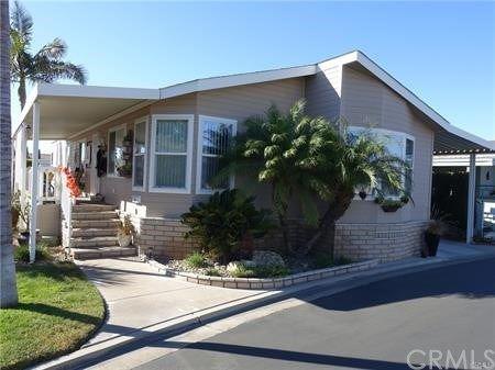Photo of 7271 Katella Avenue #64, Stanton, CA 90680 (MLS # PW21074659)