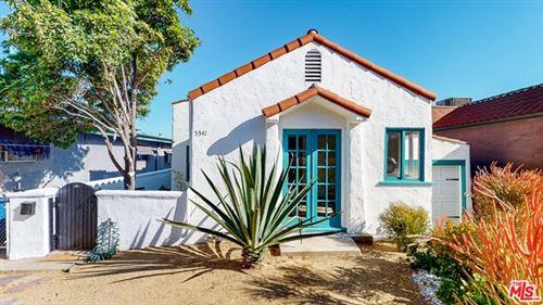 Photo of 5341 Raphael Street, Los Angeles, CA 90042 (MLS # 21711660)