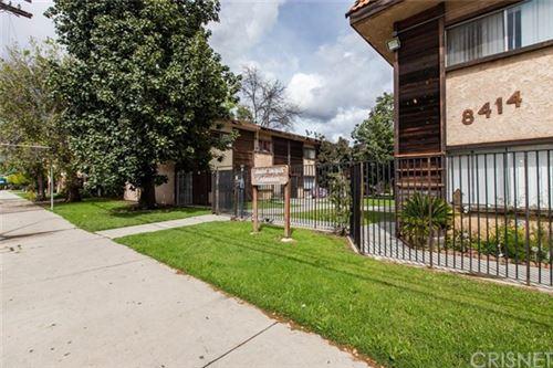 Photo of 8414 Columbus Avenue #11, North Hills, CA 91343 (MLS # SR20073660)