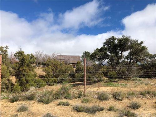 Photo of 59160 Rim Rock Road, Anza, CA 92539 (MLS # PW21007661)