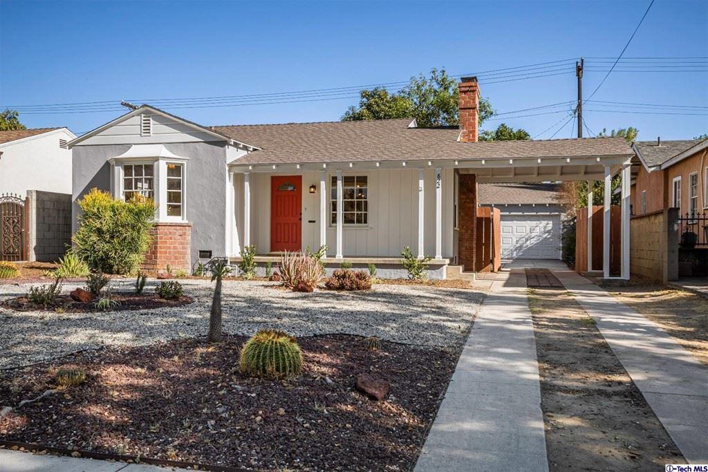 822 Norton Avenue, Glendale, CA 91202 - #: 320007661
