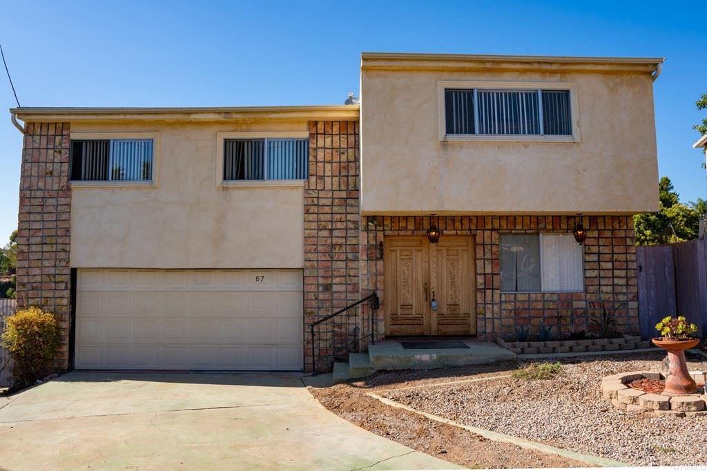 67 Casselman Place, Chula Vista, CA 91910 - #: PTP2106661