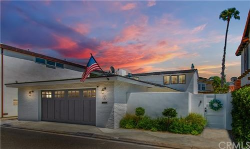 Photo of 224 Via Palermo, Newport Beach, CA 92663 (MLS # NP20137662)
