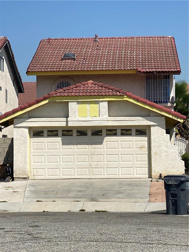 629 W Myrrh Lane, Compton, CA 90220 - MLS#: IV21187662