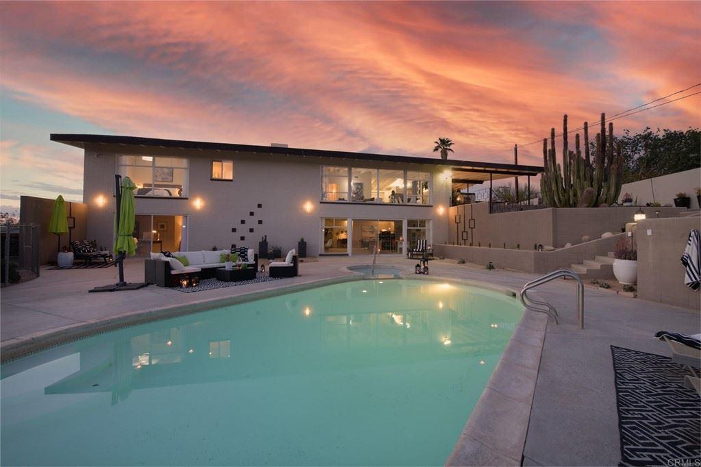 73633 Desert Trail Drive, Twentynine Palms, CA 92277 - MLS#: NDP2103662