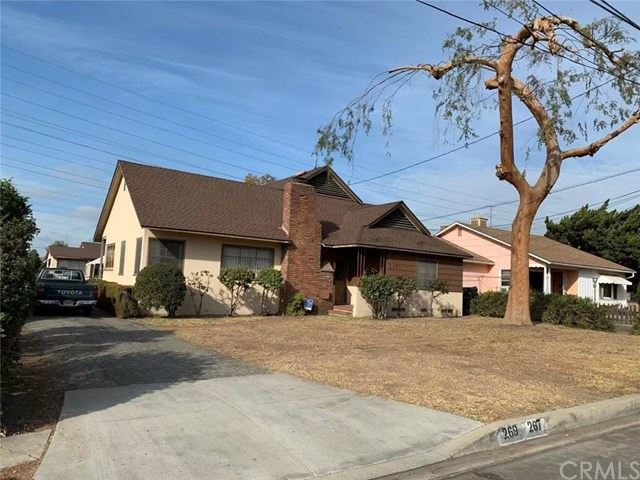 267 S Burton Avenue, San Gabriel, CA 91776 - MLS#: TR20252662