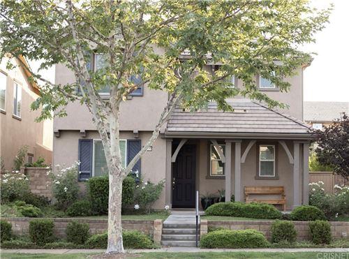 Photo of 28359 Vista Del Rio Drive, Valencia, CA 91354 (MLS # SR21162663)