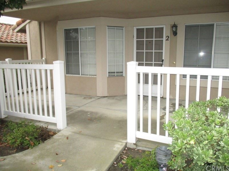 19801 Meadow Ridge Drive #2, Trabuco Canyon, CA 92679 - MLS#: OC21212663
