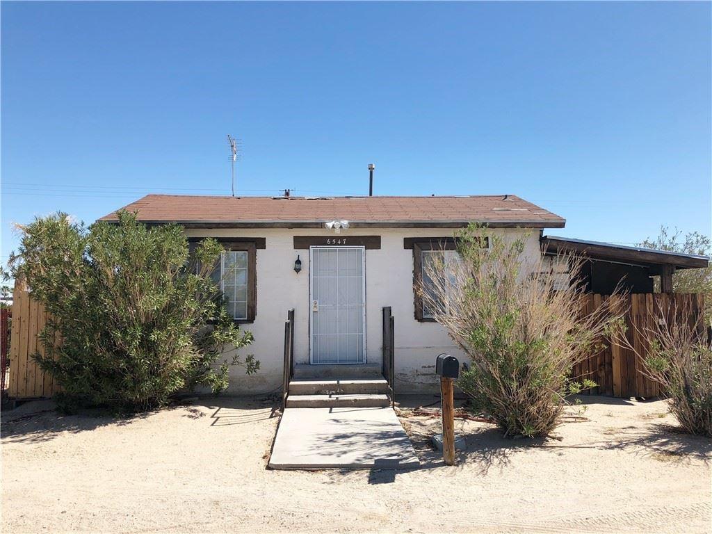 6547 Desert Queen Avenue, Twentynine Palms, CA 92277 - MLS#: PW21199663