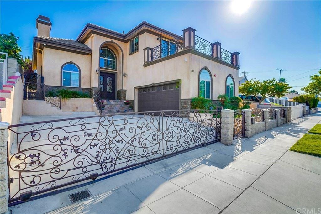710 E Graves Avenue, Monterey Park, CA 91755 - MLS#: WS21208663