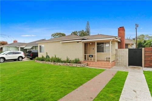 Photo of 2766 Chestnut Avenue, Long Beach, CA 90806 (MLS # PW21101664)