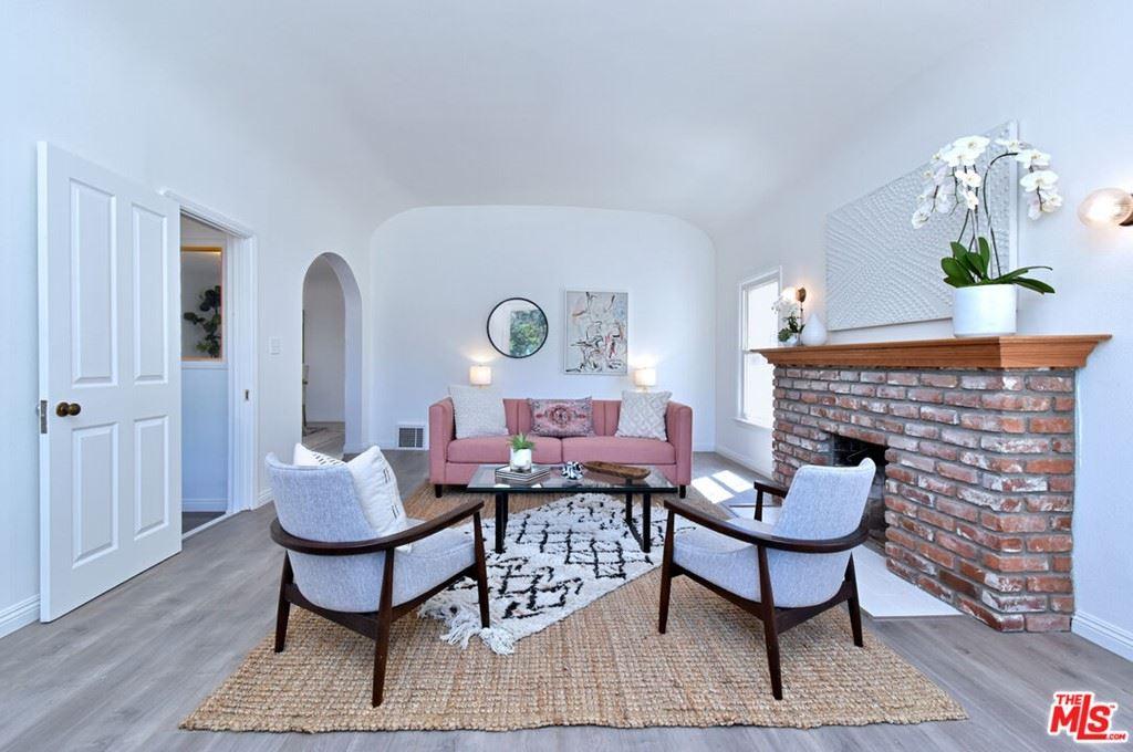 156 N Vista Street, Los Angeles, CA 90036 - MLS#: 21780664