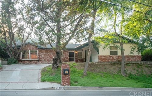 Photo of 3483 Woodcliff Road, Sherman Oaks, CA 91403 (MLS # SR20011665)
