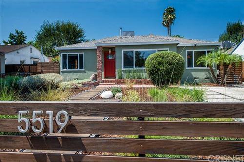 Photo of 5519 Simpson Avenue, Valley Village, CA 91607 (MLS # SR20185665)