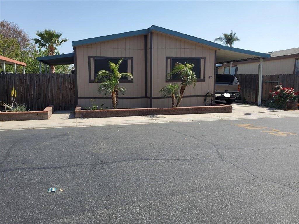 8300 Cherry Avenue #47, Fontana, CA 92335 - MLS#: CV21166665