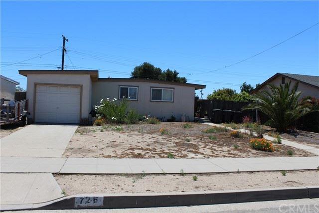 726 E Las Flores Way, Santa Maria, CA 93454 - MLS#: PI21111665